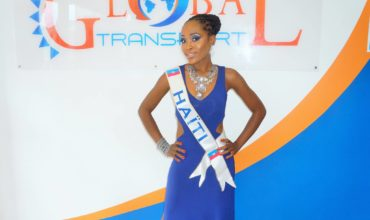 Visite de Miss International Elegeance mother 2016 – Haïti chez Global Transfert Saint-Martin